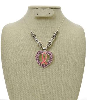 <font color=Fuchsia>PINK RIBBON</font> :: Wholesale Costume Jewelry