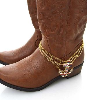 BOOT ACC / SOCKS :: BOOT ACCESSORIES :: Wholesale Costume Jewelry