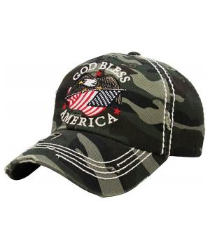 New Arrival :: God Bless America Eagle Hat