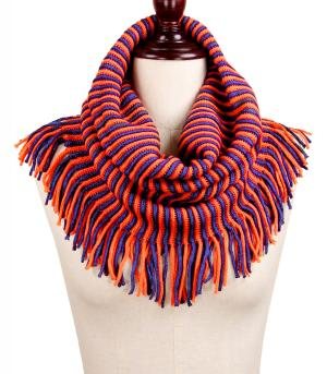 <font color=ORANGE>COLLEGIATE</font> :: Wholesale Scarf