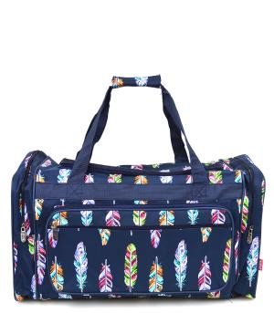 TRAVEL :: DUFFLE BAGS :: Feather Duffle Bag