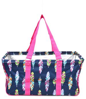 TRAVEL :: CASSEROLE | COOLERS | UTILITY TOTES :: Feather Collapsible Tote Bag