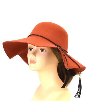 New Arrival :: Tassel Accent Floppy Hat