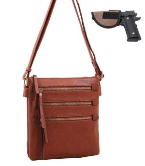 New Arrival :: Handgun Carry Crossbody Bag