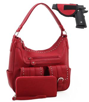 New Arrival :: Concealed Carry Lock and Key Handbag