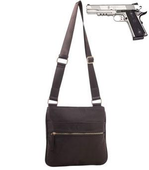 New Arrival :: Concealed Carry Crossbody Bag