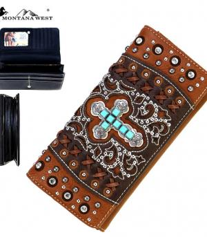 HANDBAGS :: Wallets/Small Accessories :: Montana West Spiritual Collection
