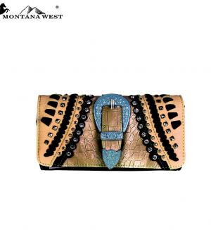 HANDBAGS :: Wallets/Small Accessories :: Montana West Buckle Collection