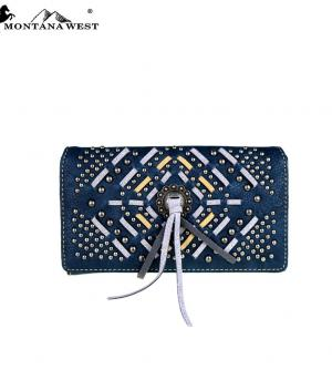 HANDBAGS :: Wallets/Small Accessories :: Montana West Tassel Collection