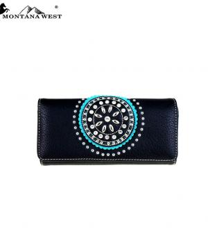 HANDBAGS :: Wallets/Small Accessories :: Montana West Bling Bling Collection