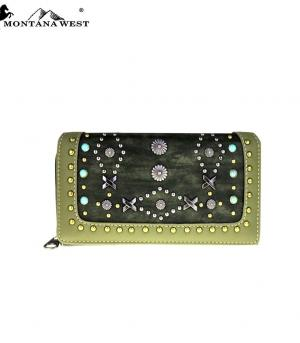 HANDBAGS :: Wallets/Small Accessories :: Montana West Native American Collection