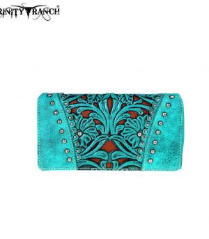 HANDBAGS :: Wallets/Small Accessories :: Trinity Ranch Wallet