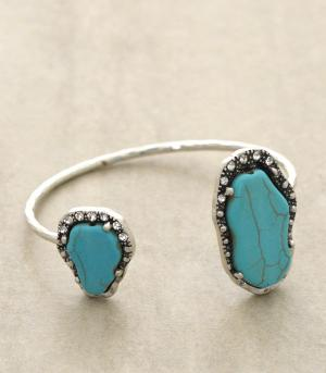 <font color=Turquoise>TURQUOISE JEWELRY</font> :: Turquoise Fashion Bracelet