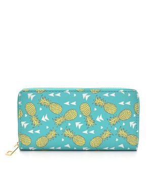 New Arrival :: Pineapple Print Wallet
