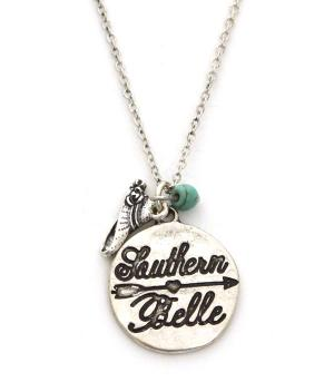 New Arrival :: Southern Belle Charm Necklace Set