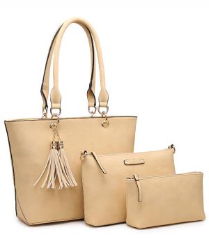 New Arrival :: 3 in 1 Trendy Tote