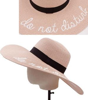New Arrival :: Do Not Disturb Floppy Hat