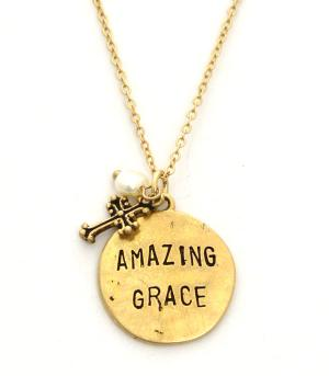 New Arrival :: Amazing Grace Necklace Set