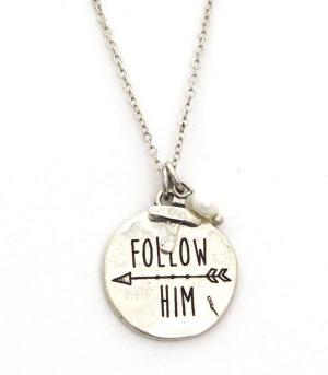 New Arrival :: Follow Him Necklace Set