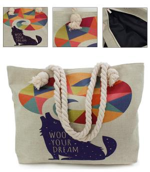 TRAVEL :: Shopping Totes :: Woo Your Dream Tote Bag