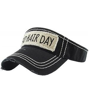 New Arrival :: Bad Hair Day Visor