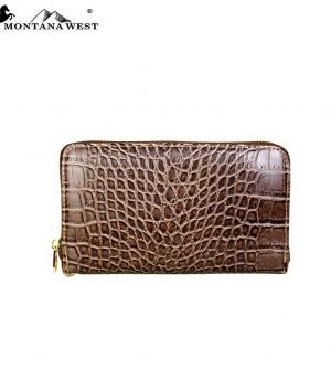 PHONE ACCESSORIES :: Montana West Phone Charging Croc Print Collection