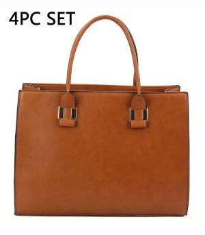 New Arrival :: 4PC Classic Tote Bag