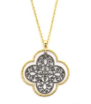 WHAT'S NEW :: Clover Fashion Necklace