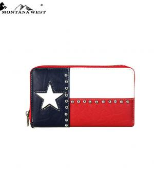 <font color=Red>RED,WHITE, AND BLUE</font> :: Montana West Texas Pride Collection