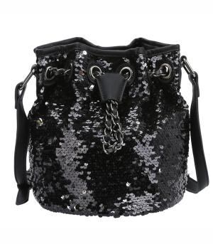 New Arrival :: Shimmery Sequins Bucket Bag