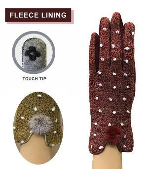 GLOVES/ARM WARMERS :: Snowy Design Gloves