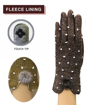 New Arrival :: Snowy Design Gloves