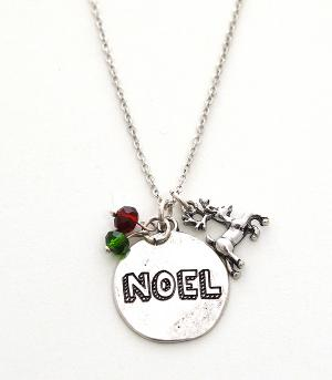 <font color=red>SEASONAL</font> :: Noel Necklace Set