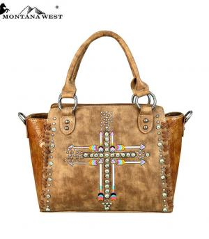 ecb3a8575f0 MONTANAWEST BAGS    CROSS   CAMO PURSES    Montana West Arrows Collection