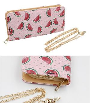 New Arrival :: Watermelon Print Wallet