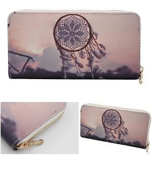 New Arrival :: Dream Catcher Print Wallet