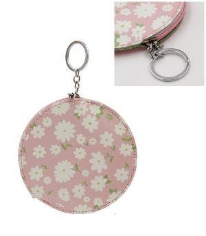 WHAT'S NEW :: Floral Coin Pouch Keychain