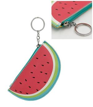 WHAT'S NEW :: Watermelon Coin Pouch Keychain