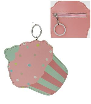 WHAT'S NEW :: Cupcake Coin Pouch Keychain