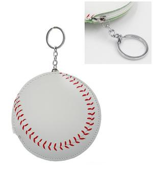WHAT'S NEW :: Baseball Coin Pouch Keychain