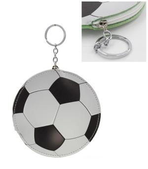 WHAT'S NEW :: Soccer Ball Coin Pouch Keychain