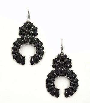 New Arrival :: Wholesale Squash Blossom Earrings