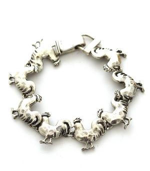 New Arrival :: Rooster Charms Bracelet