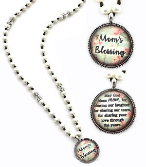 New Arrival :: Mom's Blessing Necklace