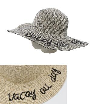 New Arrival :: Vacay All Day Floppy Hat
