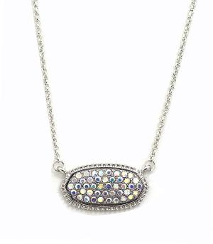 New Arrival :: Trendy Rhinestone Necklace Set
