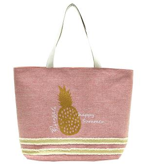 New Arrival :: Happy Summer Pineapple Tote