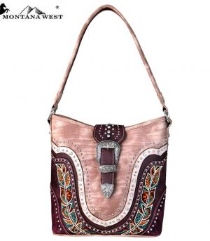 New Arrival :: Montana West Buckle Collection Hobo