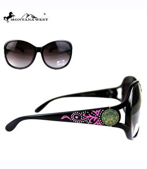 New Arrival :: Montana West Concho Collection Sunglasses