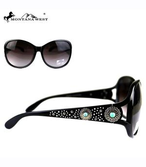 0d83393ee7e58 Wholesale Handbag Fashion Jewelry WHATS NEW SUN3273BK Montana West Concho  Collection Sunglasses at YKTrading.com